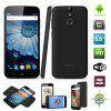 Vernee thor 4G Smartphone Android 6.0 MT6753 Octa-Core 1.3GHz 5.0 HD 1280 x 720 RAM 3 Go + ROM 16Go Flash LED 5V 2A Charge Rapide - NOIR