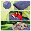Enkeeo sleeping Bag - PURPLE AMETHYST