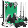 Excelvan SHLP-045 2000W Photo Studio Lighting Kit