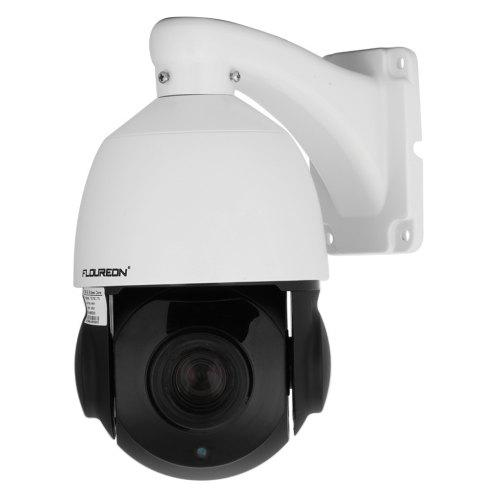 FLOUREON 1080P 4.7-84.6mm 18X ZOOM Waterproof CCTV Security IR-CUT PTZ Dome Outdoor IP Camera EU