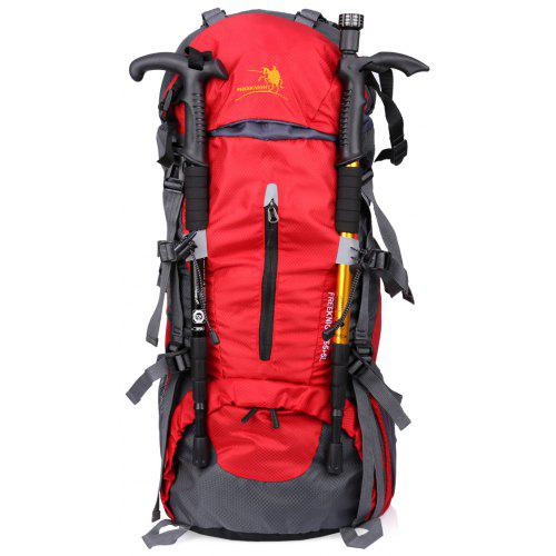 30ceebe7d49d Free Knight 65L Camping Travel Rucksack Water Resistant Mountaineering  Outdoor Backpack Hiking Bag -  42.41 Free Shipping