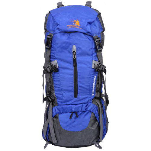 9853fe7925 Free Knight 65L Camping Travel Rucksack Water Resistant Mountaineering  Outdoor Backpack Hiking Bag -  42.41 Free Shipping