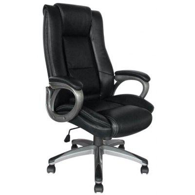 leather office chair modern. (US ML-7263 Office Chair)LANGRIA Modern Ergonomic High-Back Leather Executive Chair