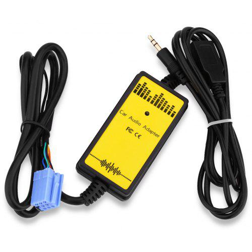 USB - VW01 8P USB AUX Audio Adapter for Volkswagen