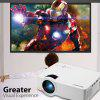 Excelvan GP9 Mini LED Projector - WHITE