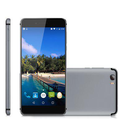"Vernee Mars Android 6.0 4G 5.5"" FHD 1920*1080 pixels 5 Point touch screen Fingerprint  4GB RAM 32GB ROM Gorilla Glass 3 Glass Screen 13MP Front Camera 5MP back camera 3000mAh Gravity sensor, Proximity Image"