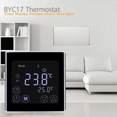 Floureon C17.GH3 Touch Control LCD Display Thermostat
