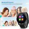 Diggro K88H Smart Watch Pedometer Heart Rate Monitor Siri Function Call/SMS Reminder Sleep Monitor - BLACK