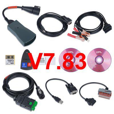 PP2000 OBD Scanner for Citroen&Peugeot (have a 30 PIN Cable)