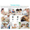 FLOUREON 720P HD Wireless Network Surveillance CCTV Security WIFI IP Camera Baby Monitor Cam Recorder UK - WHITE