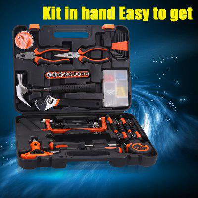 Multi Household Home Handle Electric Carpenter 82PC DIY Repair Tools
