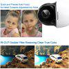 "FLOUREON 7"" 1080P 30X ZOOM Waterproof CCTV Security IR-CUT PTZ Dome Outdoor IP Camera EU - WHITE"