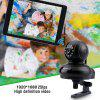 Sricam 1080P Wireless HD 2.0MP WLAN H.264 Security CCTV Pan/Tile WiFi Baby Monitor IP Camera Black EU - BLACK