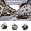 "FLOUREON 7"" 1080P 4.6-138mm 30X ZOOM Waterproof CCTV Security IR-CUT PTZ Dome Outdoor IP Camera EU - WHITE"