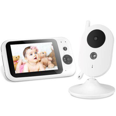 Alfawise Wireless Infrared Night Vision Video Baby Monitor