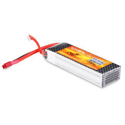 Floureon 11.1V 4000mAh 25C with T Plug LiPo Battery Pack for RC Car RC Truck RC Airplane Drone