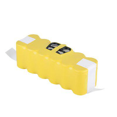 FLOUREON 3500mAh 14.4V  Ni-MH Battery compatible with iRobot Roomba 500 510 530 532 534 535 540
