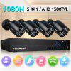 Floureon 8 Channel Security Camera System 5-in-1 1080P  EU