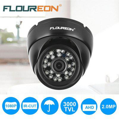 FLOUREON 4CH AHD 1080N HDMI 5 IN 1 CCTV Security Camera Video Recorder Cloud DVR UK