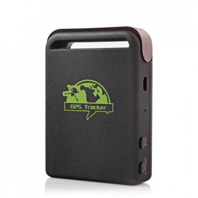 Mini Personal Car GPS Tracker GSM GPRS Quad 4 Band Vehicle Tracking Device UK Plug