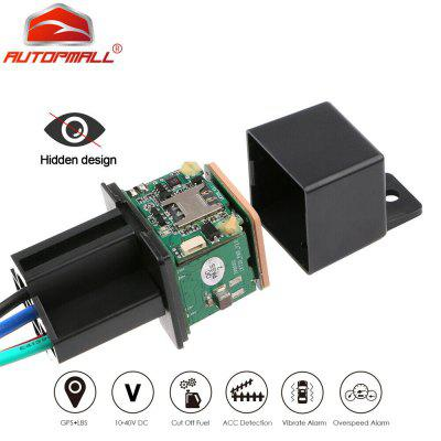 Car GPS Tracker Relay GPS Tracking Spy Security Device