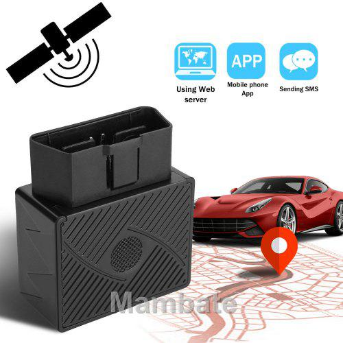 Vehicle Tracking Device >> Obd Ii Gps Gprs Tracker Real Time Vehicle Tracking Device For Car Truck Locator
