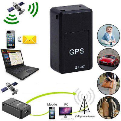 GPS Car Tracker Mini GPS Vehicle Tracker GPS Locator Smart Magnetic Car Tracking Device