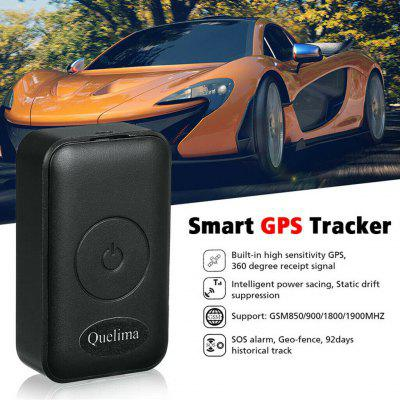 Car GPS Tracker GSM GPRS Vehicle Tracking Device Monitor Locator Two-way