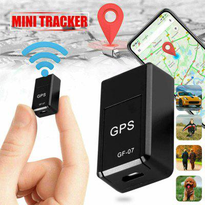 GF07 Mini Magnetic Car GPS Tracker Real-Time Car Vehicle Tracking Locator GSM GPRS