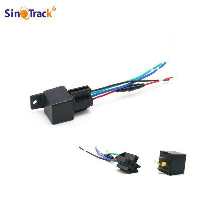 ST-907 Car GPS Tracker Tracking Relay Device GSM Locator Remote Control Anti-theft Monitoring
