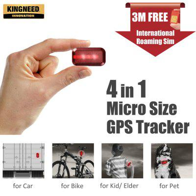 T630 Car GPS Tracker 2G Mini Micro Pet Dog Cat Kids Senior Personal Bicycle GSM GPS Tracking Device