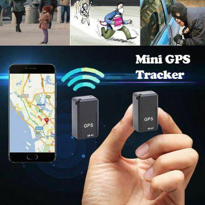 Mini Car GPS Tracker Magnetic Tracking Device for Car Person Location Locator Tools