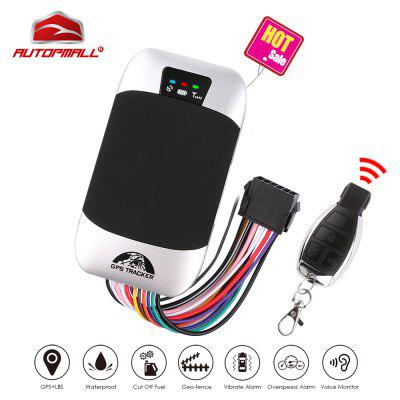 Car GPS Tracker Vehicle Tracker GSM GPS Locator Cut Off Engine GPS Tracking Device for Car