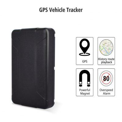 Long Life Battery Gps Tracker Wt07 Strong Magnet Car Truck Gps Tracking Device Free Platform
