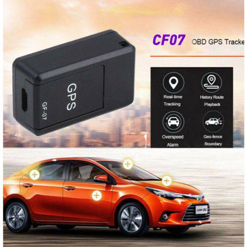GF-07 Magnetic Mini Car Vehicle GPS Tracker For Elderly Real Time Track Device