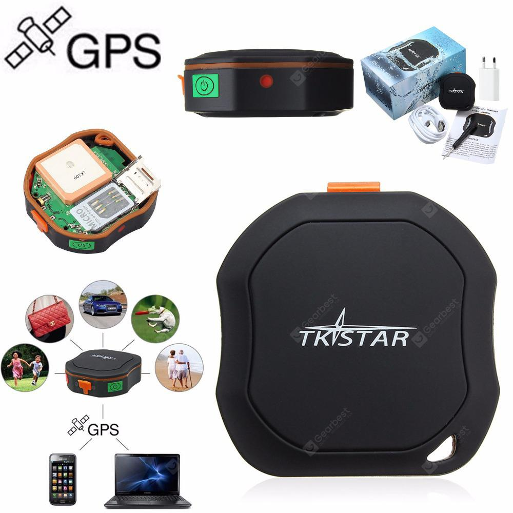 Mini USB GPS Tracker Real Time Tracking Locator Device For Car Motorcycle Charm
