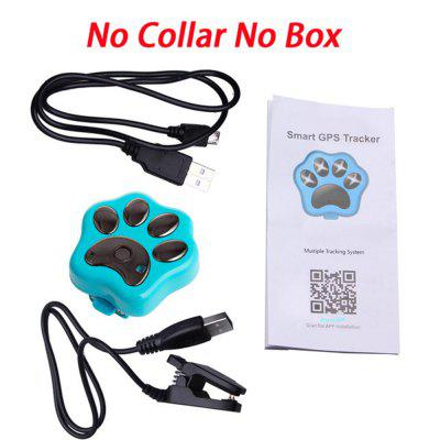 Pets Mini GPS Tracker Dog WiFi GSM GPRS Phone Real Time Tracking Device for Car Global SMS Locator