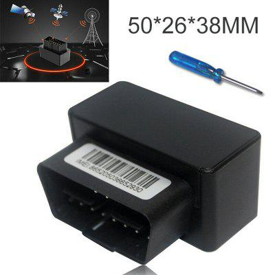 Auto Car GPS Tracker OBDII GPS Beidou Locator Tracker Wireless Free Mount Tracking Device