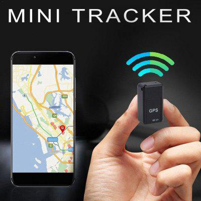Mini GPS Tracker Car Locator Anti-Lost Recording Tracking Device Voice Control