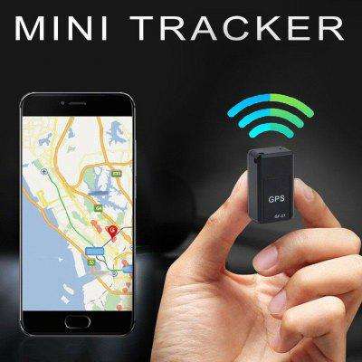 GF-07 Mini Real Time Car GPS Tracker Global Locator Tracking Device GSM