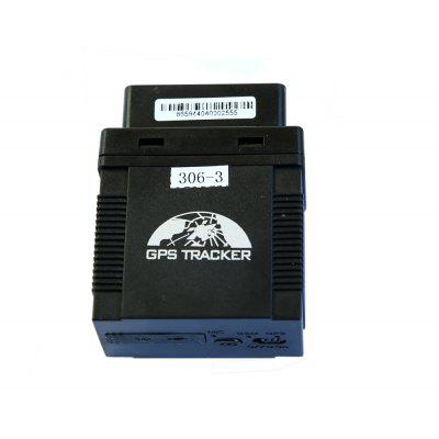 GPS Vehicle Tracker GSM GPRS GPS Vehicle Car Tracker OBD II OBD Data Car Security System