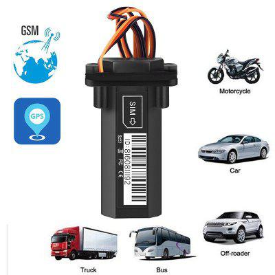 T12 Realtime Car GPS Tracker GPRS GSM for Vehicle Van Motorcycle Tracker Locator