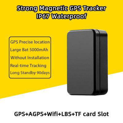 G11 Automotive Strong Magnetic GPS Vehicle Tracker SOS GPS Wifi LBS GPS Tracking Device for Car