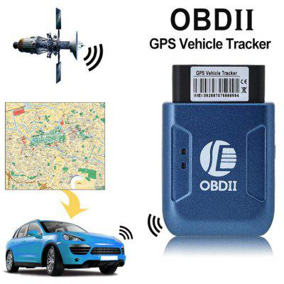 TK206 OBD2 GPS GPRS Real Time Tracker Car Vehicle Tracking System
