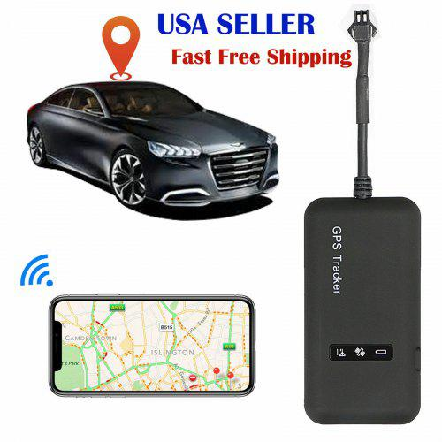 Realtime GPS GPRS GSM Tracker For Car//Vehicle//Motorcycle Spy Tracking Device