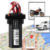 Mini GPS Tracker Vehicle Tracking Device Waterproof Motorcycle Builtin Battery GSM SMS Locator