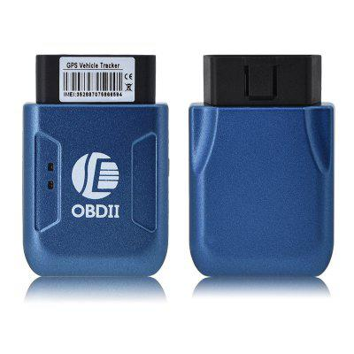 GPS OBD 2 Real Time GSM Quad Band Anti-theft Vibration Alarm GSM GPRS Mini GPRS Car Tracker