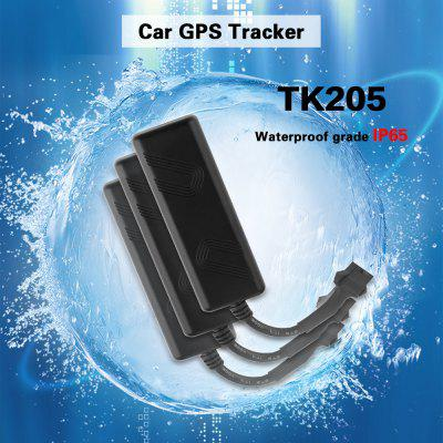 TK205 GPS Device for Car Vehicle GPS Locator Car GPS Tracker Built-in GSM GPS Antenna