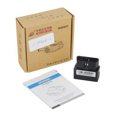 OBD GPS Tracker Car GSM Vehicle Tracking Device OBD2 16 PIN Interface GPS Locator