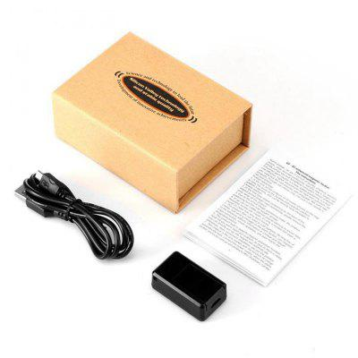 Car Magnetic Free Installation GPS Tracking Locator Mini Portable USB Anti-Lost Tracking Device
